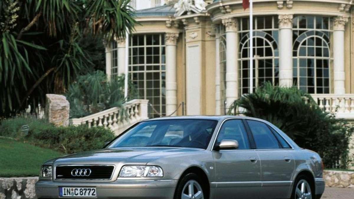 gro es auto f r kleines geld gebrauchte luxuswagen auto. Black Bedroom Furniture Sets. Home Design Ideas
