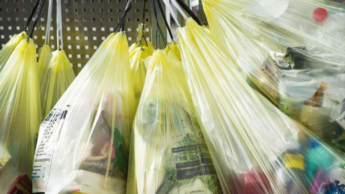 Alte Tapete In Gelben Sack : CDs, DVDs und alte Handys lassen sich recyceln Wohnen