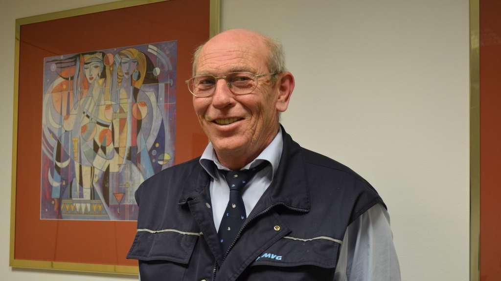 Busfahrer roland hofbauer aus waldperlach arbeitet auch an for Roland hofbauer krank