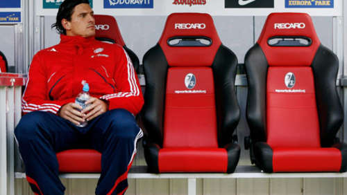 Mario Gomez: Ich tue, was van Gaal will