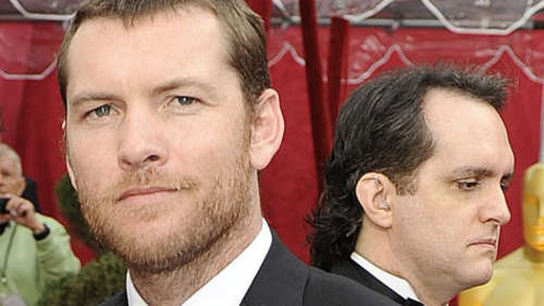 """Avatar""-Star Sam Worthington als Pilot"