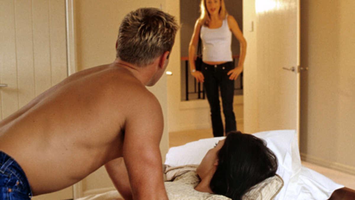 Seitensprung Sex