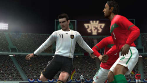 Screenshots: PES 2011 für Nintendo 3DS