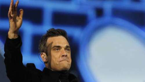 Robbie hat Bammel vor Take-That-Tour