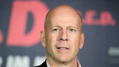 Bruce Willis ist Softie