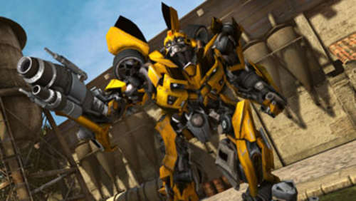 Screenshots aus Transformers 3 – Das Videospiel