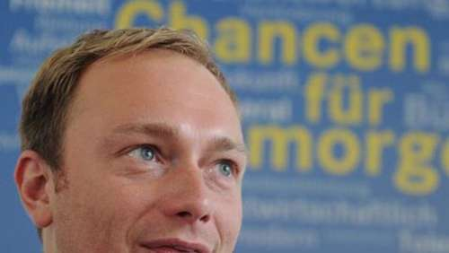 "Christian Lindner heiratet ""Zeit""-Journalistin"