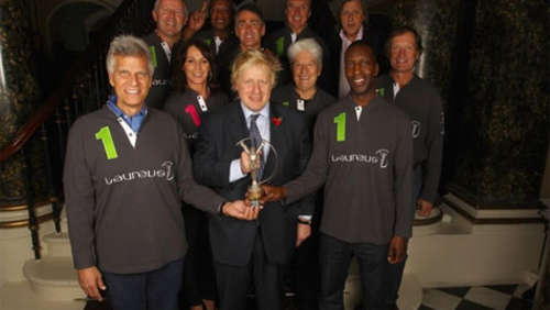Laureus World Sports Awards 2012 in London