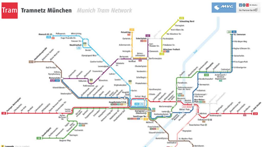 Mvg Baut Angebot Weiter Aus München Ost