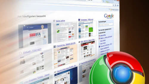 Google stuft eigenen Browser in Suchindex ab