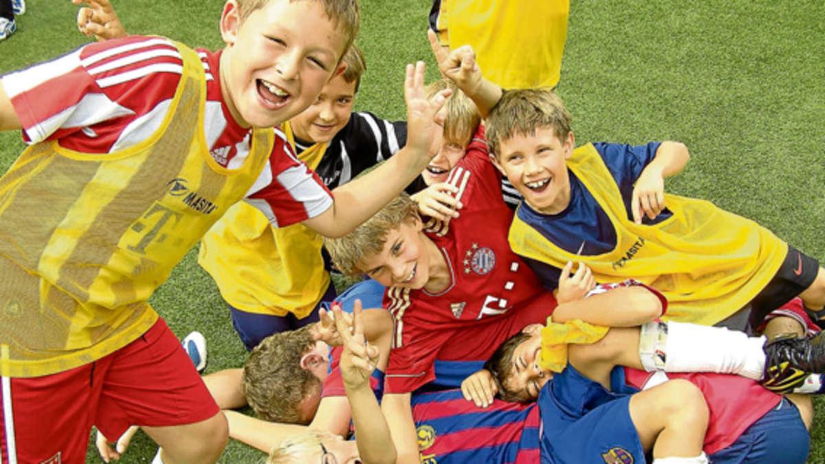 Fußballcamp München