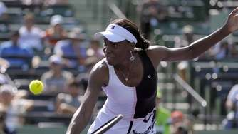 Venus Williams feiert Comeback