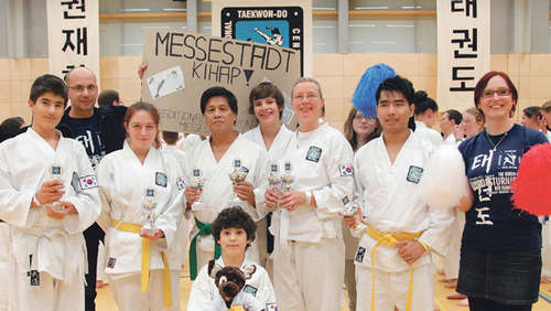 Traditionelles Taekwon-Do neu beim SC Arcadia