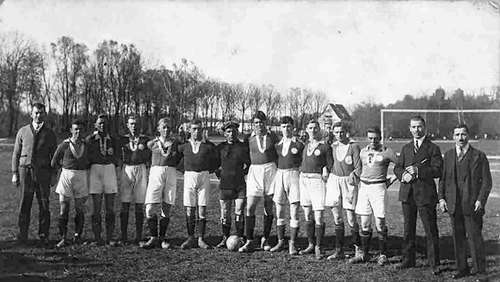 90 Jahre FC Rot-Weiss Oberföhring