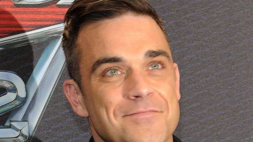 "Robbie Williams: ""Ich mache mir in die Hose"""