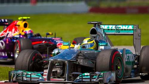 Mercedes attackiert weiter Red Bull