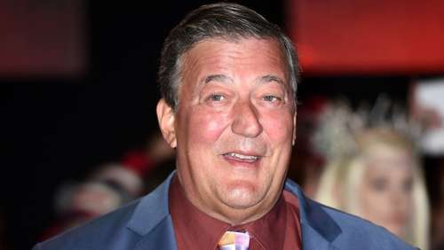 Stephen Fry heiratet seinen Partner