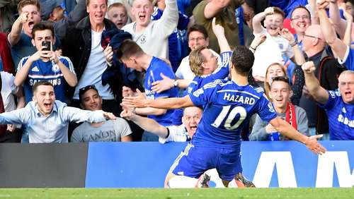Chelsea fast schon Meister - Arsenal im Cup-Finale