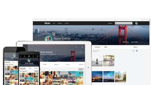 Updates bei Flickr, LibreOffice und Safari