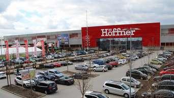 Große Neueröffnung von Möbel Höffner in München-Freiham ...