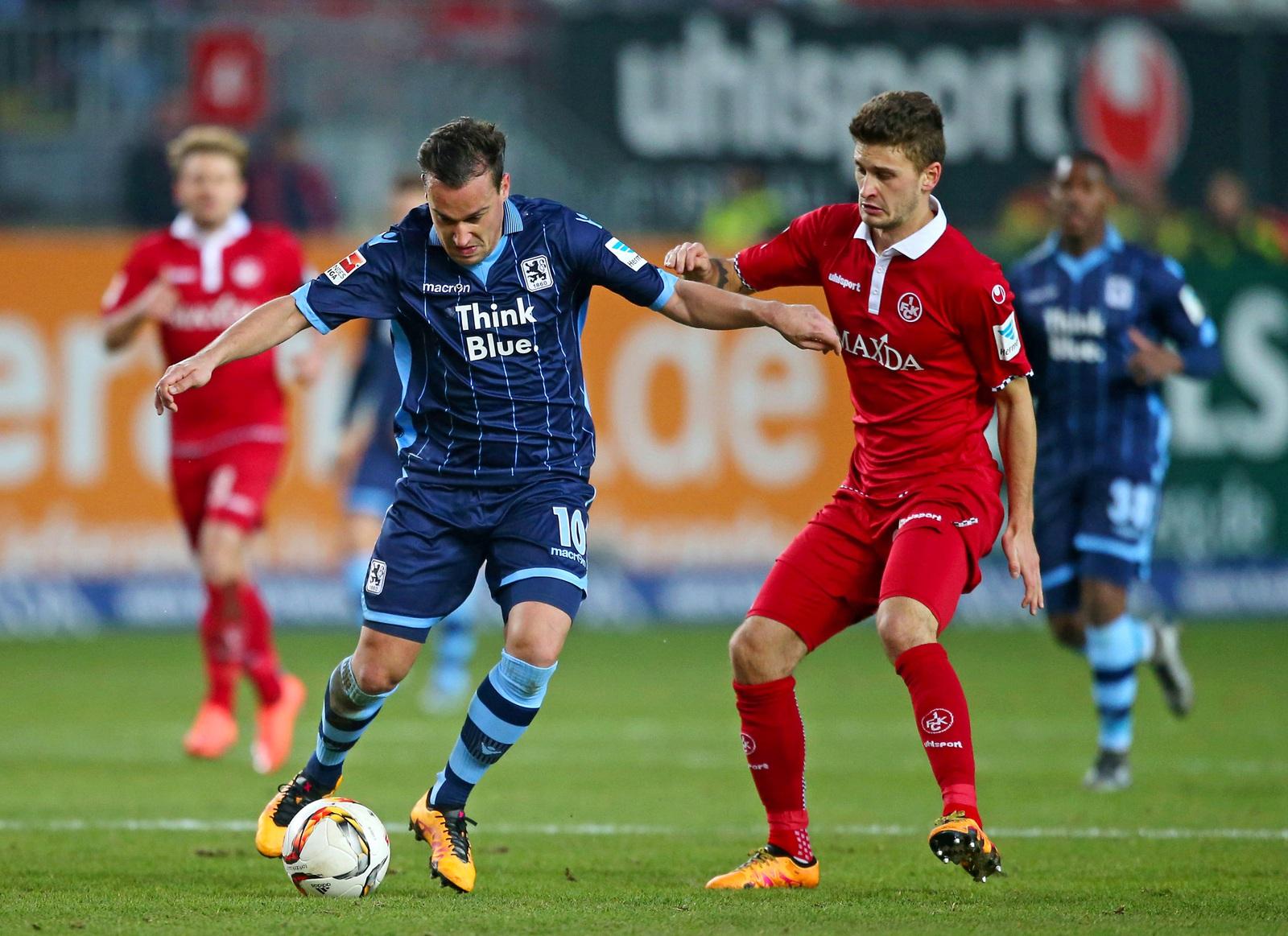 Kaiserslautern Gegen 1860 MГјnchen