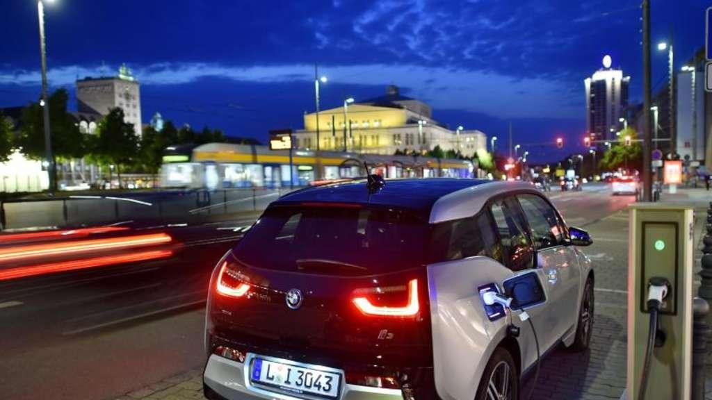 Bmwi Elektromobilität