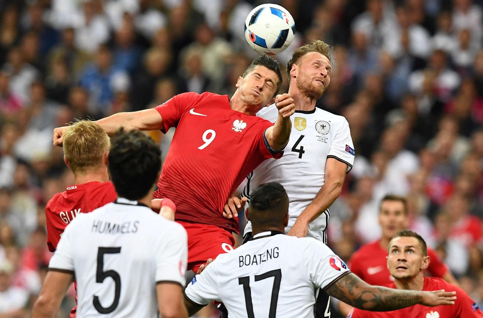 Polen Deutschland Em