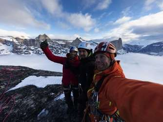 Baffin Island-Expedition 2016