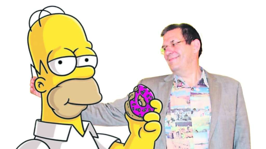 Neue Synchronstimme Von Homer Simpson Im A Bis Z West