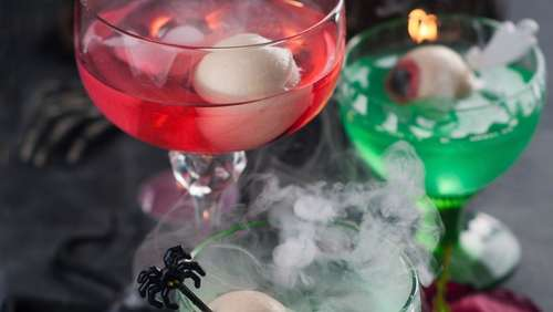 Halloweenparty: Gruseliges Finger-Food zum Anbeißen