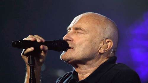 Phil Collins' Oscar-Hit war ein Wiegenlied