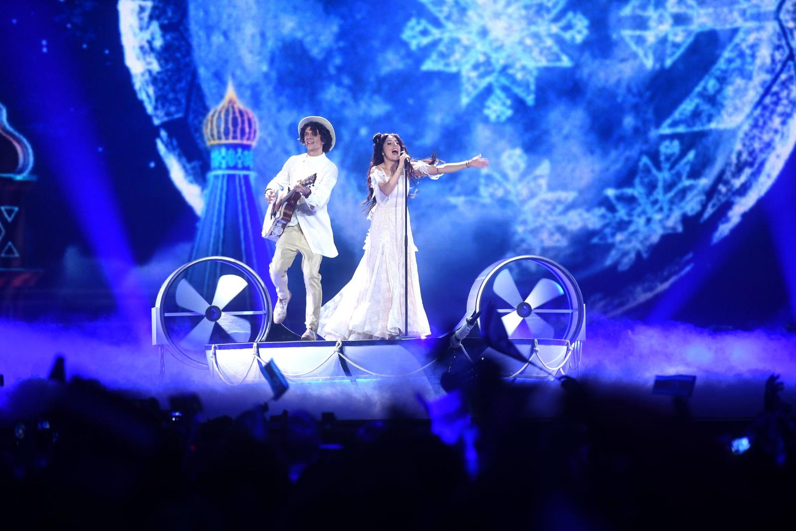 eurovision 2 halbfinale