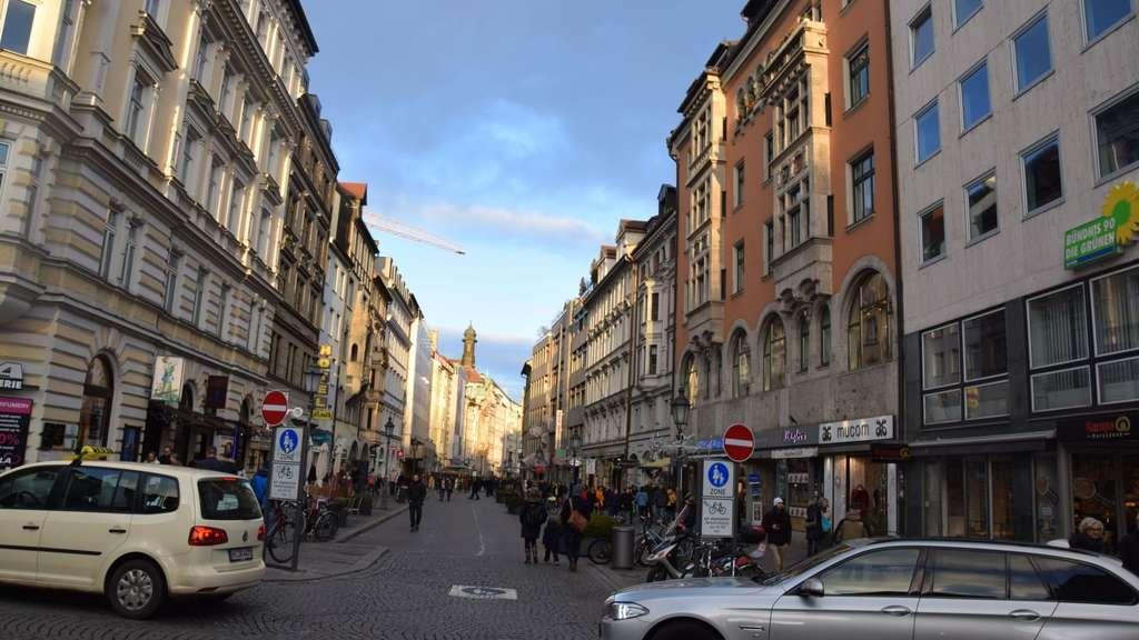 Fußgängerzone Sendlinger Straße Stadtrat Entscheidet Im Oktober