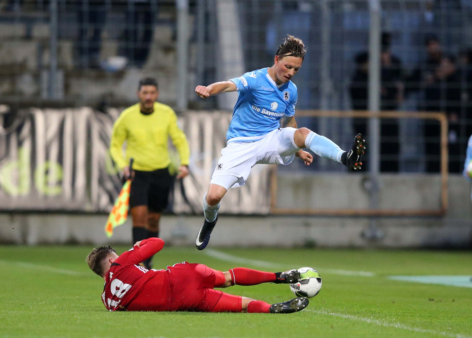Tsv 1860 M Nchen Gegen Fc Ingolstadt Ii Regionalliga