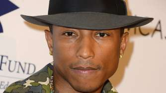 Provokation im Hymnenstreit: Auch Pharrell Williams kniet nieder