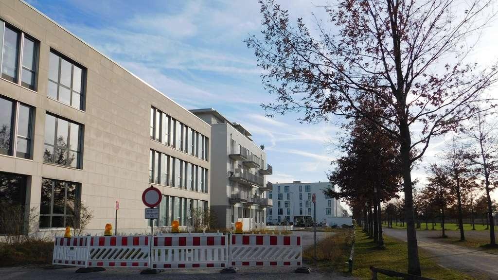 Vierter Bauabschnitt In Der Messestadt Trudering Riem