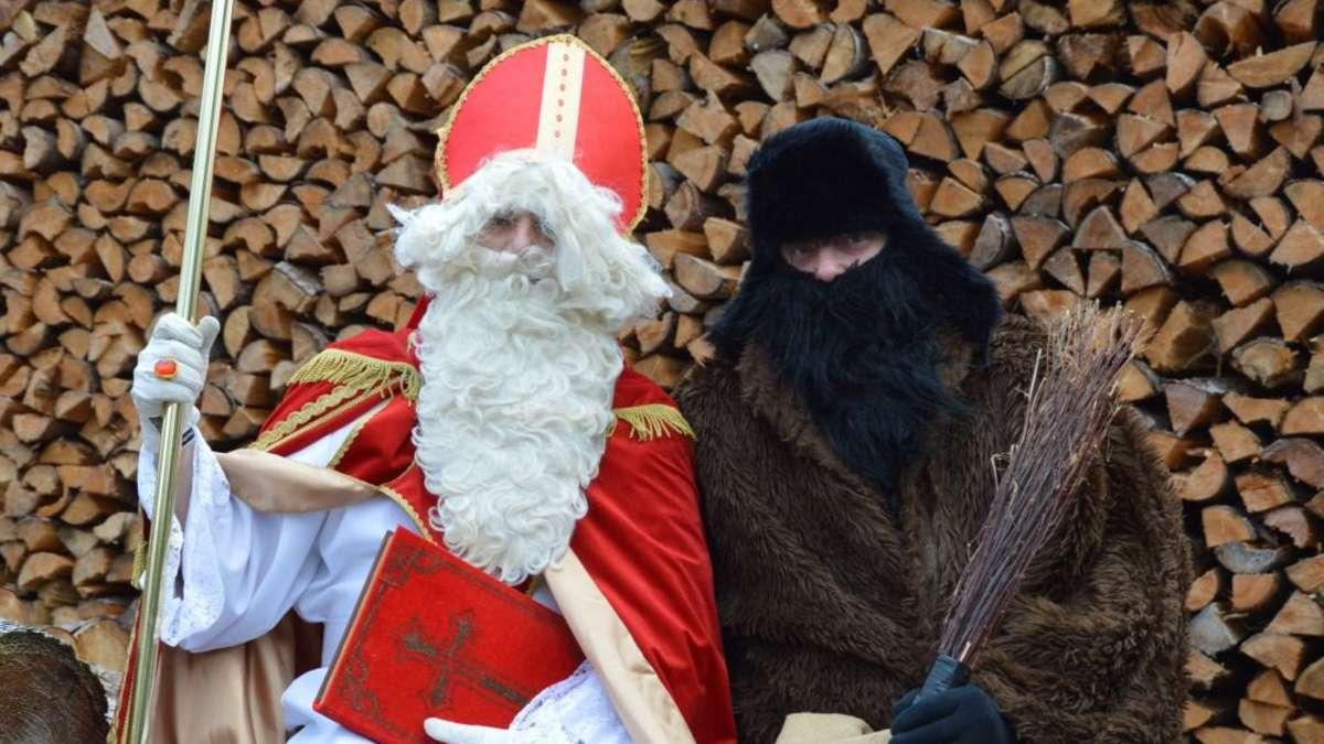 Rute Vom Weihnachtsmann