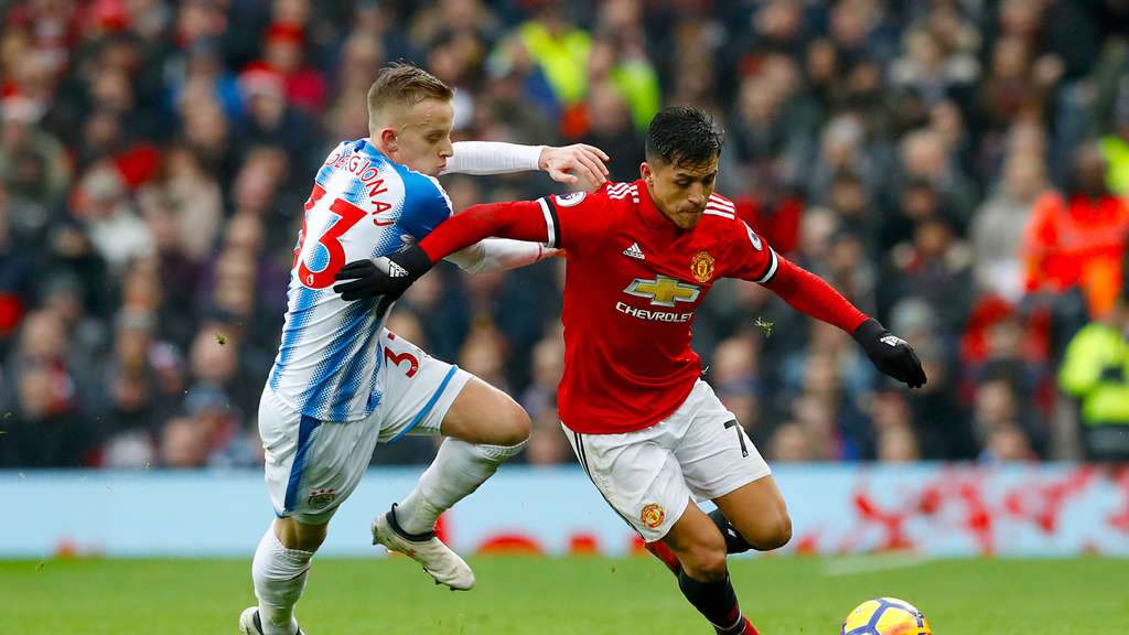 Manchester United - Huddersfield Town