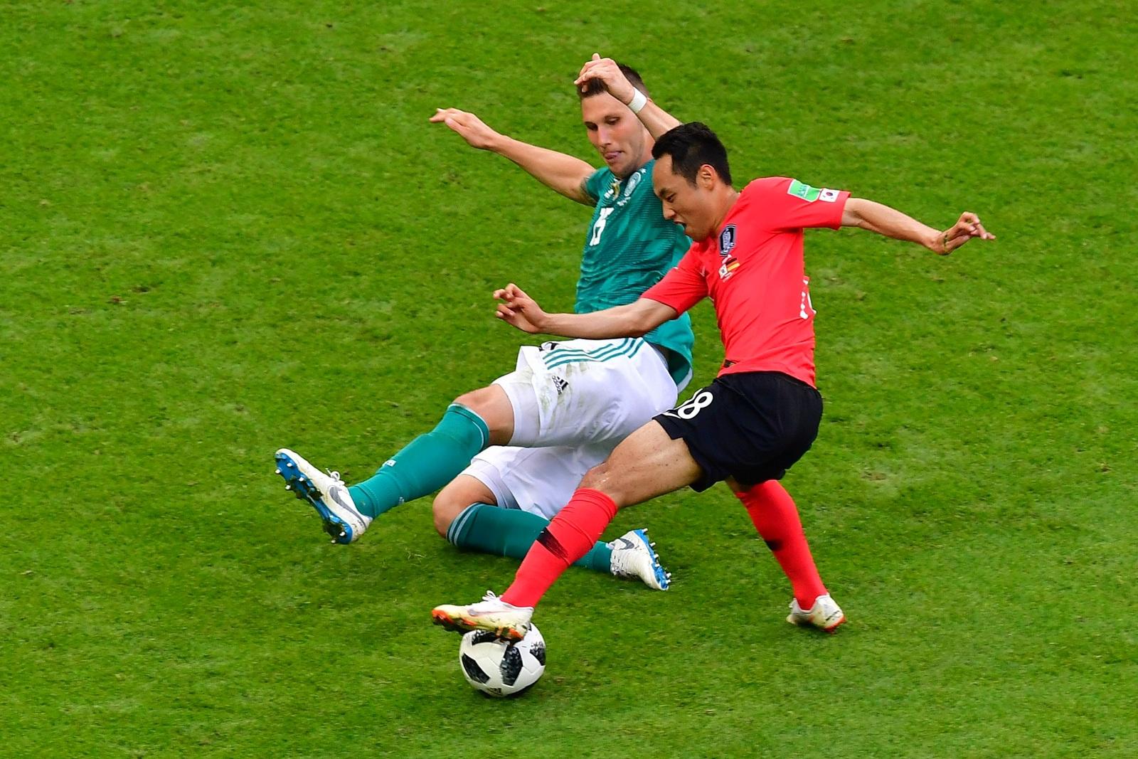 fussball deutschland südkorea