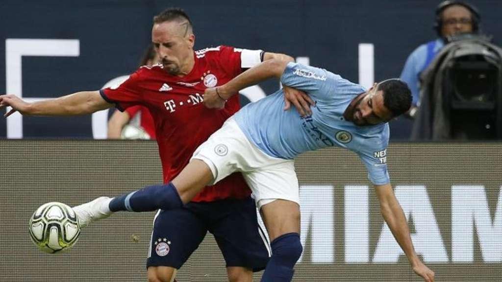 Bayern City Testspiel