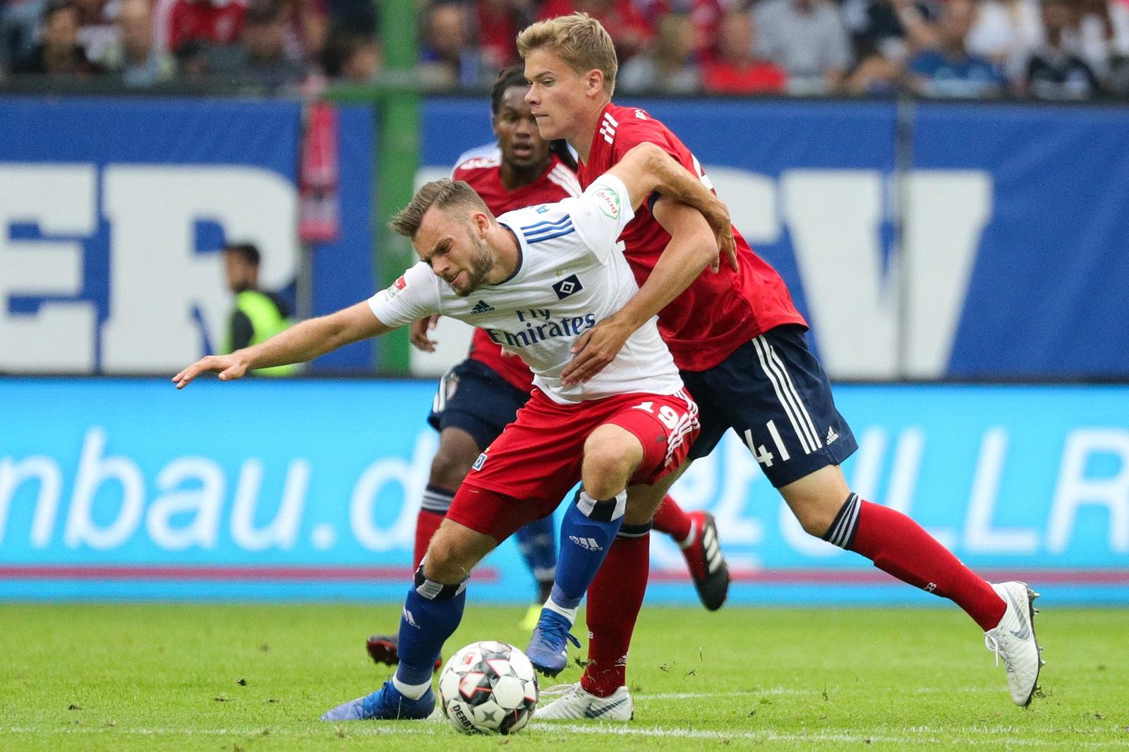 Fc Bayern München Gegen Hamburger Sv