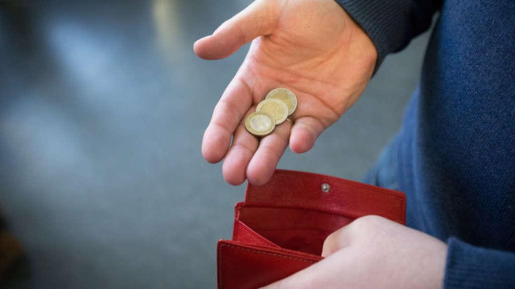 Hätten Sies Gewusst Darum Geben Automaten Nie Scheine Zurück Geld