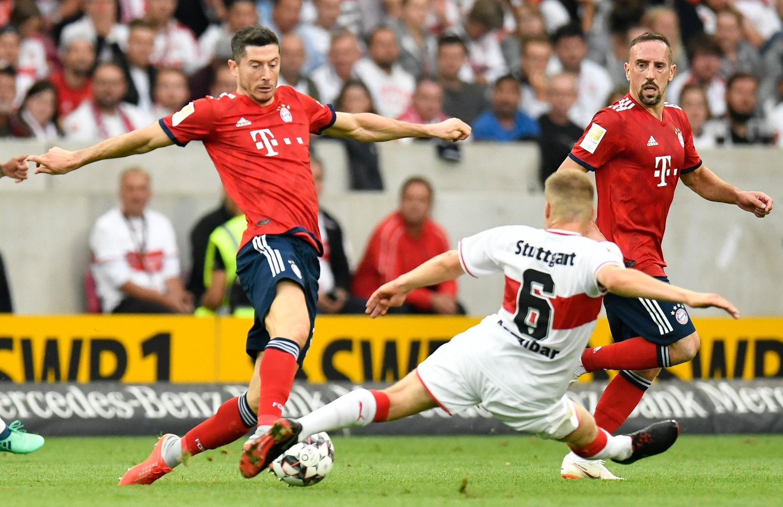 Fc Bayern MГјnchen Vfb Stuttgart