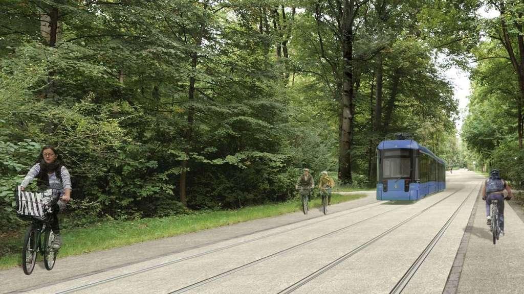 Wieso Die Münchner Jetzt Im Englischen Garten Gefilmt Werden