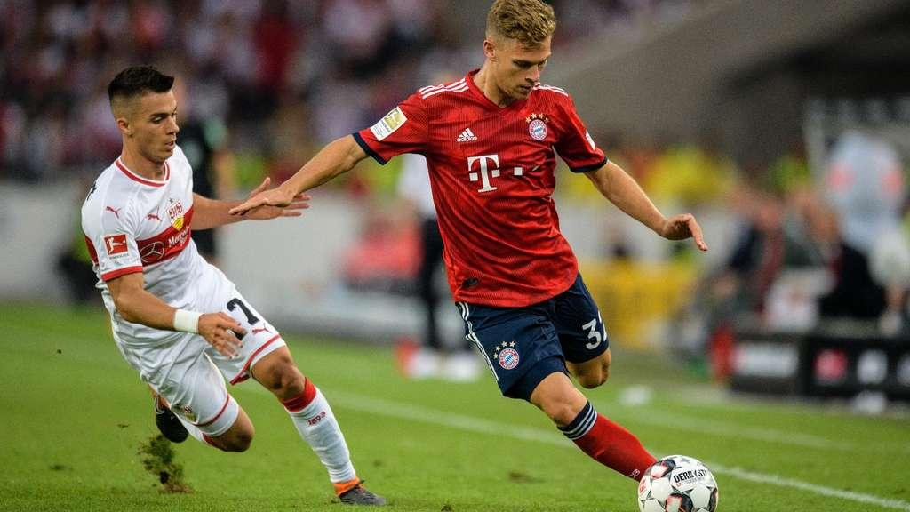 Spiel Bayern