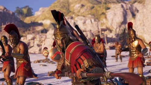 "Neuer Launch-Trailer zu ""Assassin's Creed Odyssey"" geht in die Vollen"