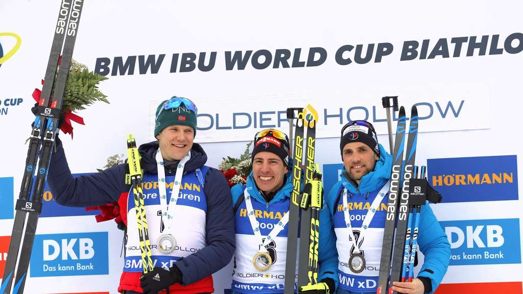 Biathlon-Weltcup 2019 in Soldier Hollow: