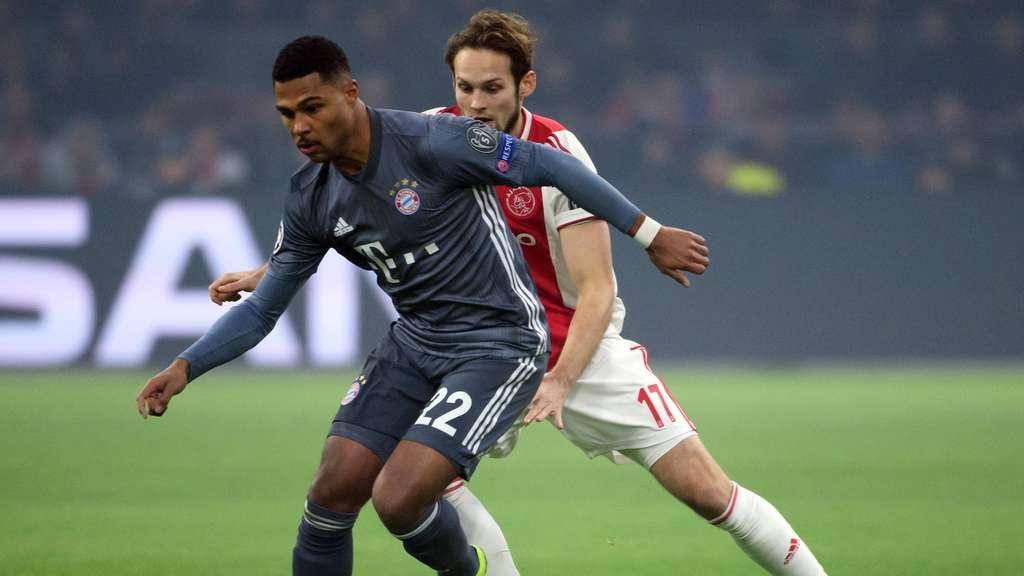 Bayern München Gegen Ajax Amsterdam