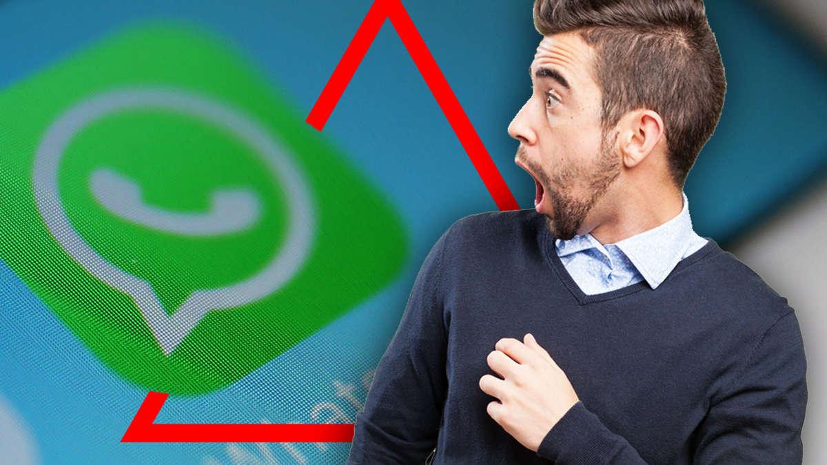 WhatsApp-Hammer: Auf dieses mega praktische Update warten