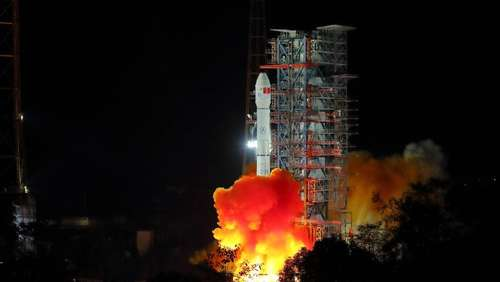 "China bereitet Landung von Mondsonde ""Chang'e 4"" vor"